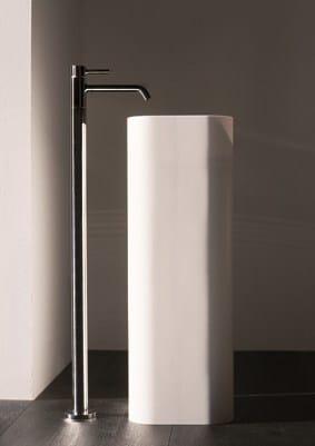 Floor standing single handle washbasin mixer PAN   Floor standing washbasin mixer by ZUCCHETTI