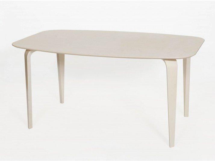 Rectangular birch dining table KARJALA | Dining table by Tarmeko LPD OÜ