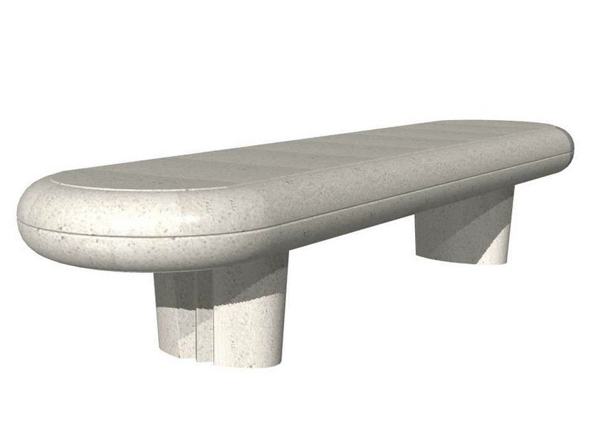 Backless Bench AFRODITE by Bellitalia