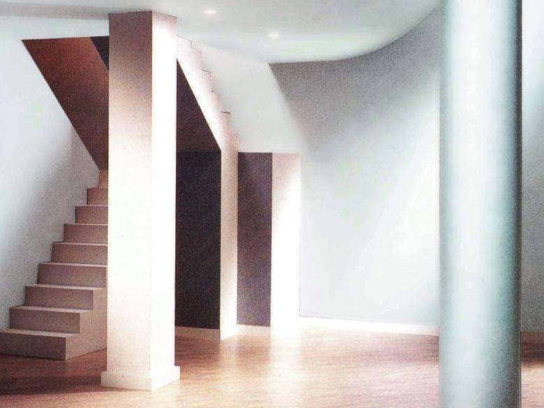 Sound absorbing synthetic fibre wallpaper FIBERWOVEN® L by TECNOFLOOR