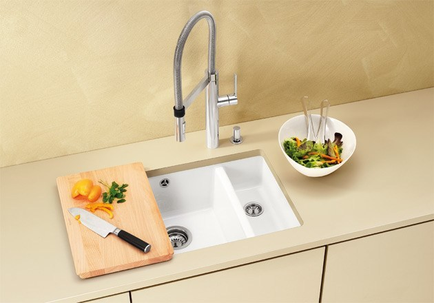 Built-in sink BLANCO SUBLINE 350/150-U by Blanco