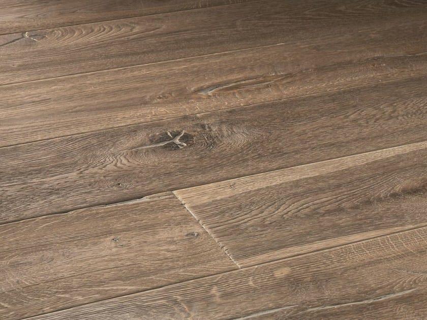 Oak parquet AZHAR by Woodco