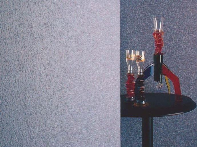 Sound absorbing synthetic fibre wallpaper WALLDESIGN® BEZOARD by TECNOFLOOR