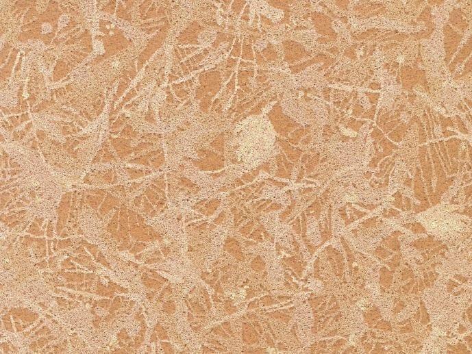 Sound absorbing synthetic fibre wallpaper WALLDESIGN® BUSH by TECNOFLOOR
