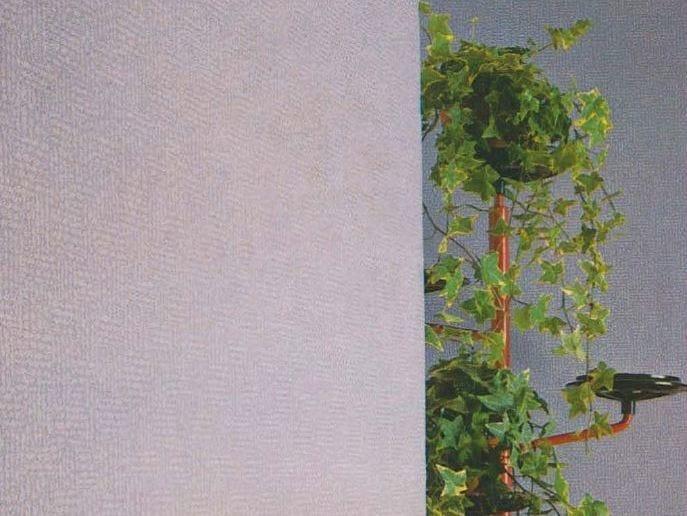 Sound absorbing synthetic fibre wallpaper WALLDESIGN® CAPRICE by TECNOFLOOR