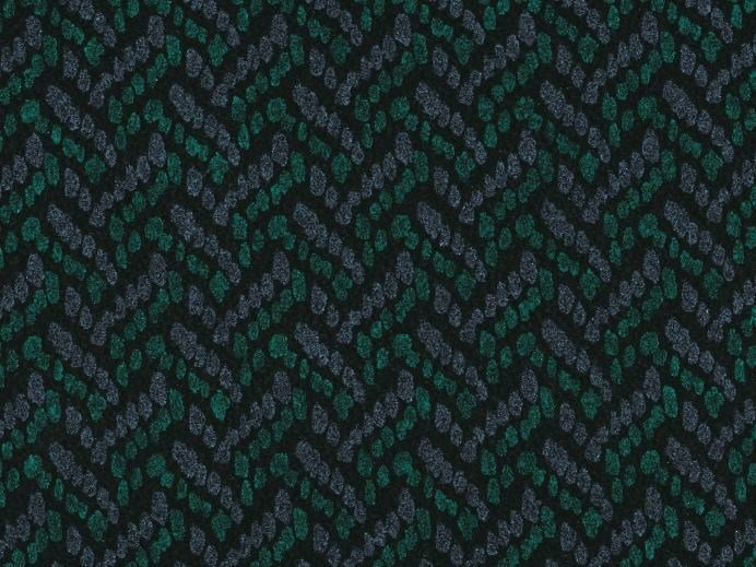 Sound absorbing synthetic fibre wallpaper WALLDESIGN® SMERALDO by TECNOFLOOR
