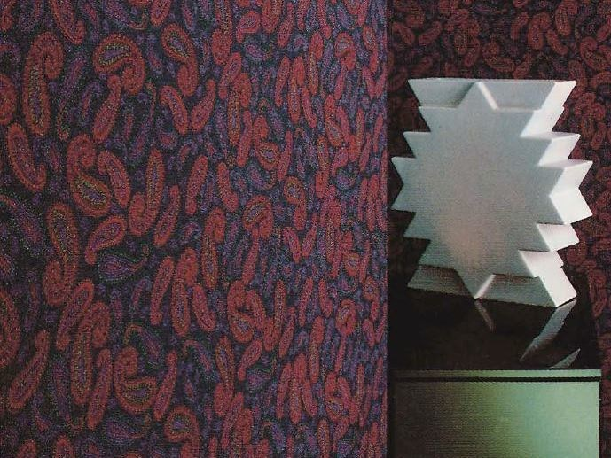 Damask sound absorbing wallpaper WALLDESIGN® QUEEN by TECNOFLOOR