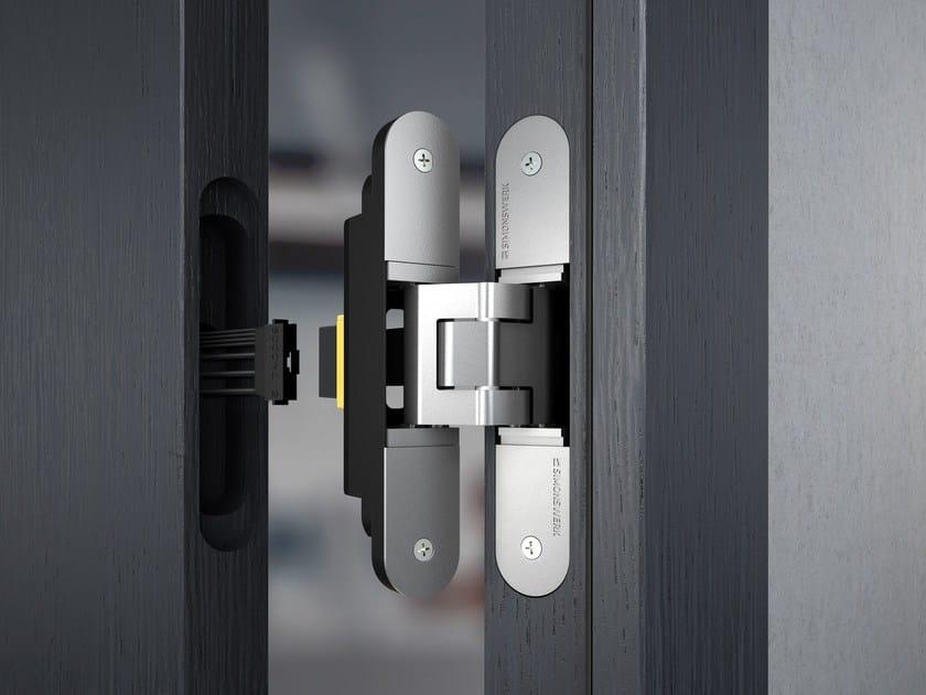 & Concealed door hinge TECTUS® Energy By SIMONSWERK