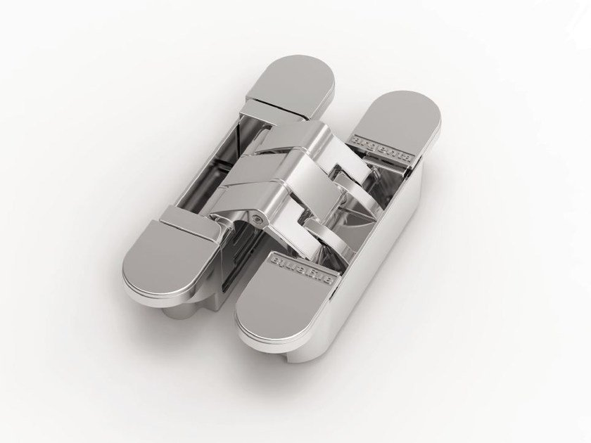 Concealed metal door hinge ARGENTA® INVISIBLE NEO by Argent Alu