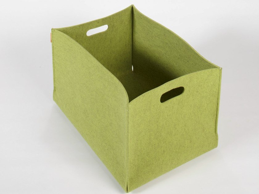 Felt storage box BuzziBox by BuzziSpace