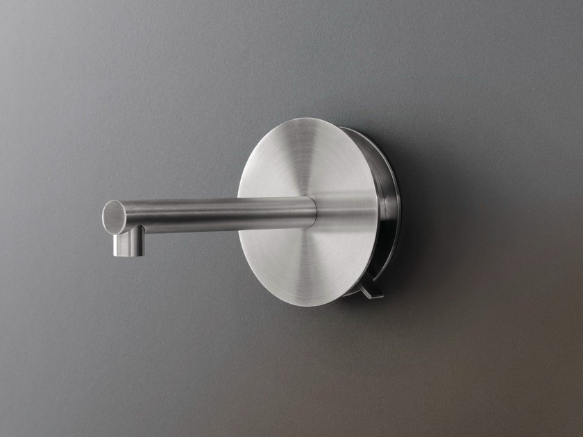 Dual lever wall mounted mixer CIRCLE by Ceadesign