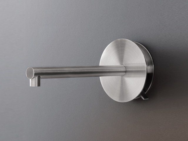 Dual lever wall mounted mixer with spout CIR 02 by Ceadesign