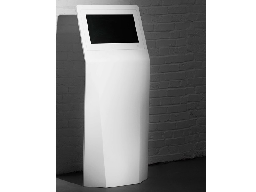 Multimedia display stand SLIM MEDIA UNIT | Multimedia display stand by Isomi