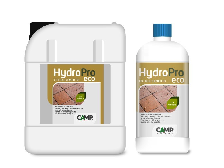 Flooring protection HydroPro® Eco Cotto e Cemento by CAMP
