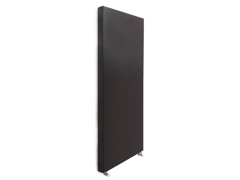 Wall-mounted vertical radiator PLANO PURE by FOURSTEEL
