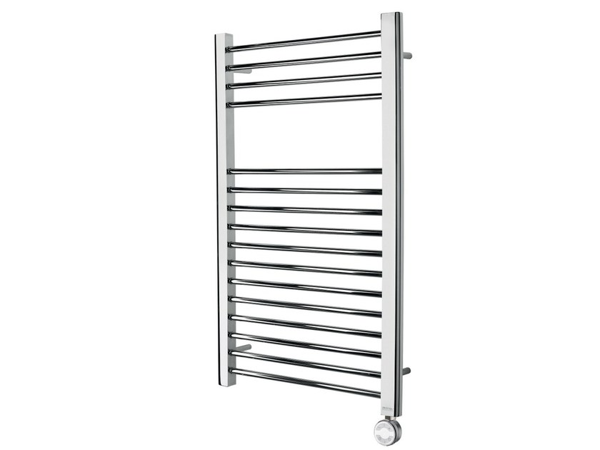 Wall-mounted electric towel warmer STEEL ELEGANCE by FOURSTEEL