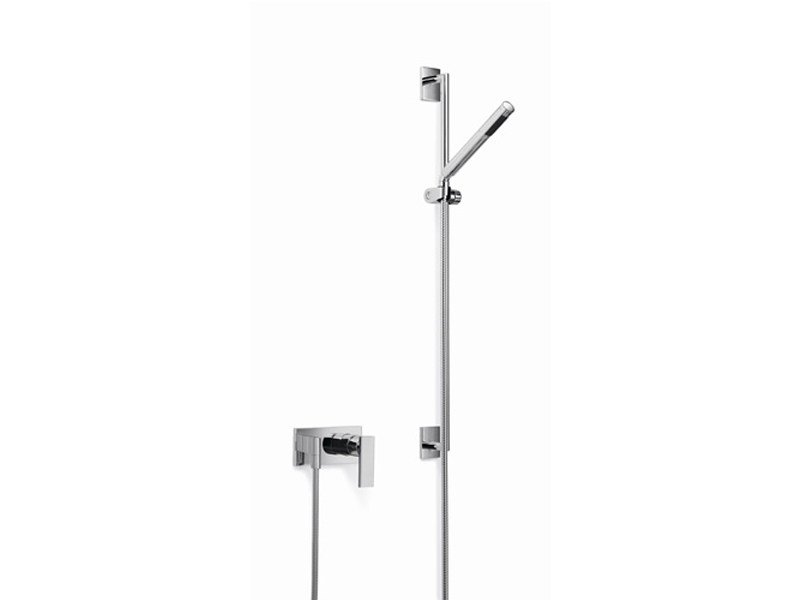 Single handle shower mixer with hand shower SUPERNOVA by Dornbracht