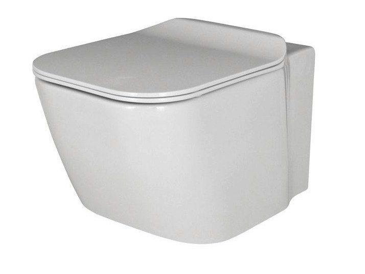 Wall-hung toilet ESSENCE-C | Wall-hung toilet by Noken