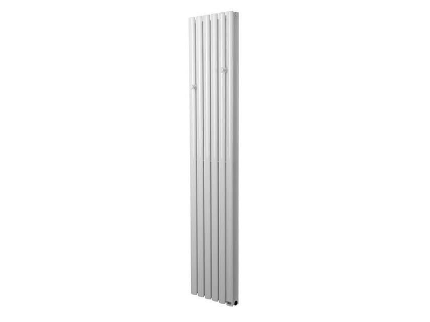 Wall-mounted hot-water towel warmer ESSENCE-C | Hot-water towel warmer by NOKEN