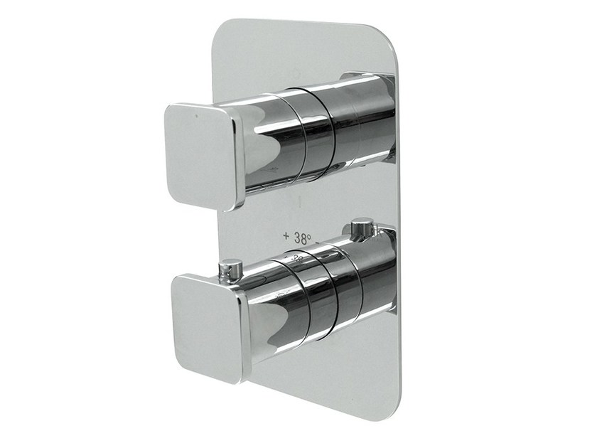 Thermostatic shower mixer FORMA | Thermostatic shower mixer by Noken
