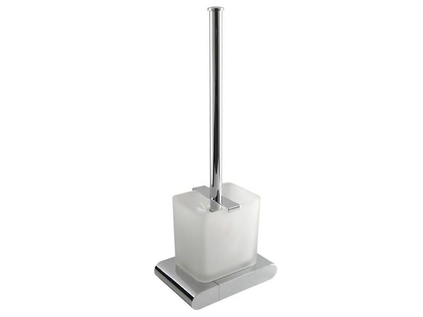Wall-mounted toilet brush FORMA | Toilet brush by Noken