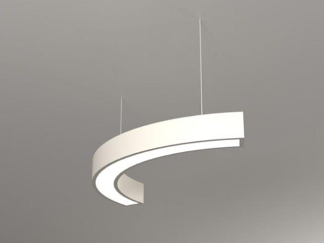 Pendant lamp 1/3 NAK 1200   Pendant lamp by Neonny