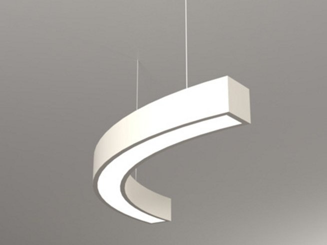 Pendant lamp 1/4 NAK 1800 | Pendant lamp by Neonny
