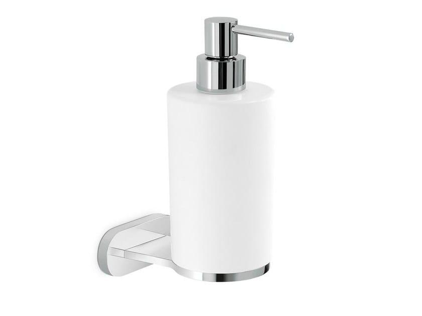 Wall-mounted Bathroom soap dispenser LINFA - O'RAMA ACCESSORIES   Wall-mounted Bathroom soap dispenser by newform