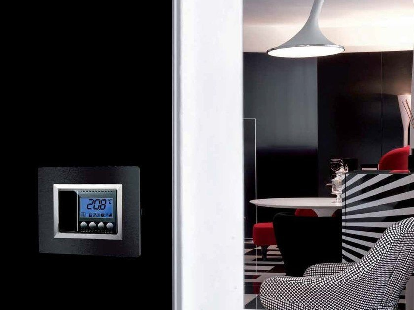 Control system for air conditioning system DOMINA HOTEL | Thermostat by AVE