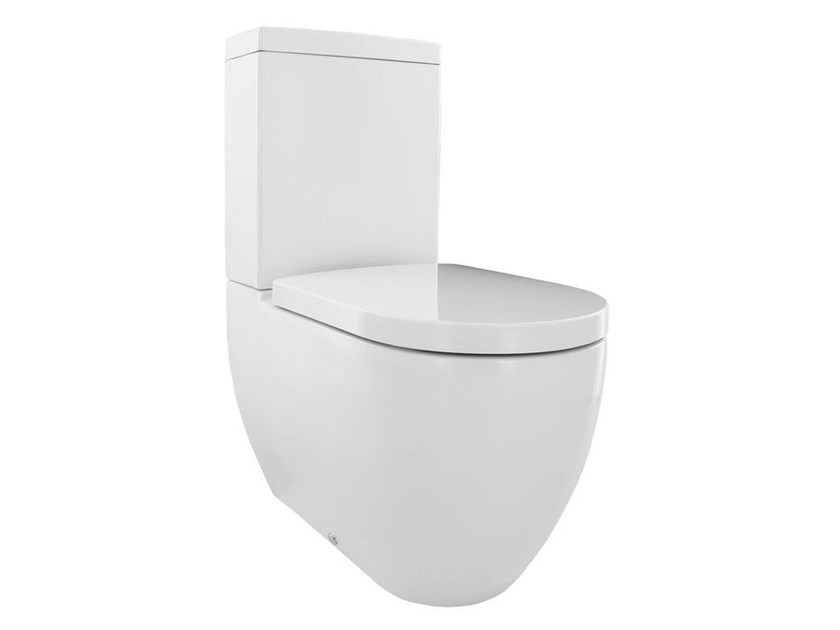 Close coupled toilet ARQUITECT   Close coupled toilet by NOKEN