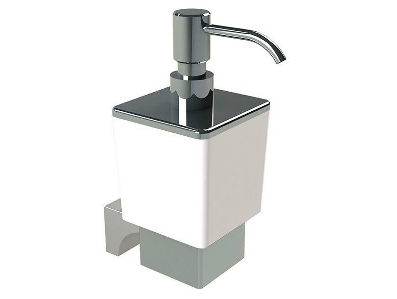 Wall-mounted Bathroom soap dispenser ARQUITECT | Bathroom soap dispenser by NOKEN