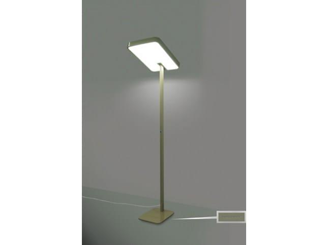 LED adjustable floor lamp NYR 4060S | Floor lamp by Neonny