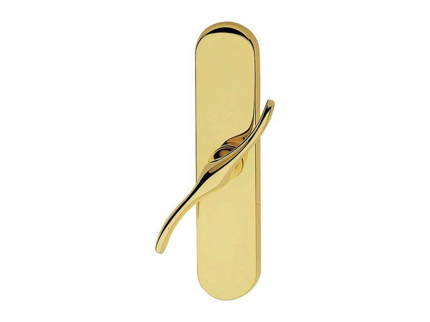 Classic style brass Cremone handle LIBERA   Cremone handle by LINEA CALI'