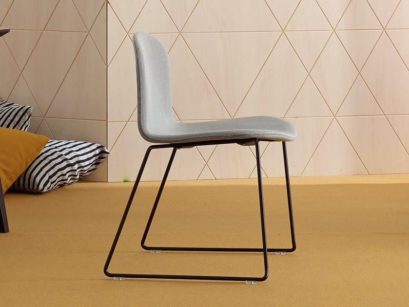 BOB XL | Stuhl mit Kufengestell