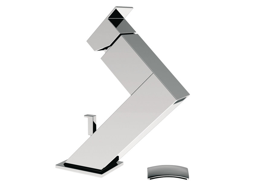 Countertop single handle washbasin mixer FLASH | Washbasin mixer by Remer Rubinetterie