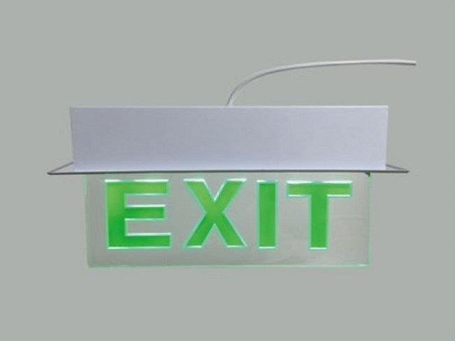 Emergency light for signage Emergency light by Neonny