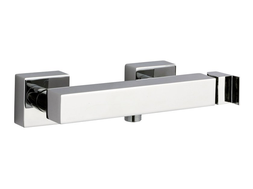 Chrome-plated shower mixer FLASH   Shower mixer by Remer Rubinetterie