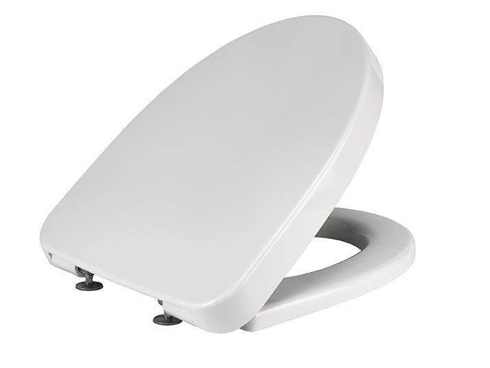 Toilet seat with soft close HOTELS | Toilet seat by NOKEN