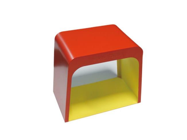 Aluminium stool NFS3050   Stool by Neonny