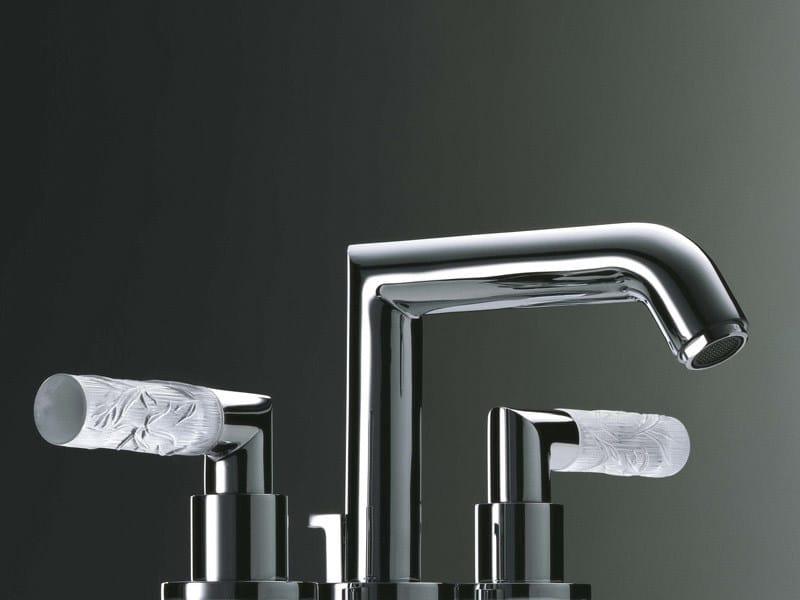 3 hole washbasin tap BAMBOU | Washbasin tap by INTERCONTACT