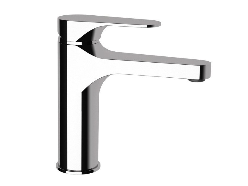 Single handle washbasin mixer without waste CLASS LINE | Washbasin mixer without waste by Remer Rubinetterie