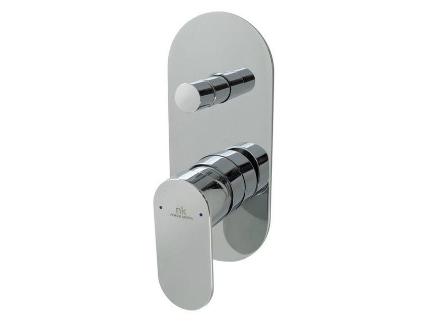 Shower mixer with diverter HOTELS | Shower mixer with diverter by Noken