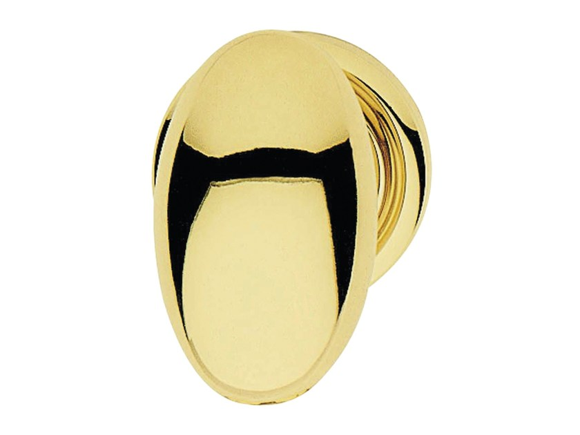 Classic style brass door knob SIRENA | Door knob by LINEA CALI'