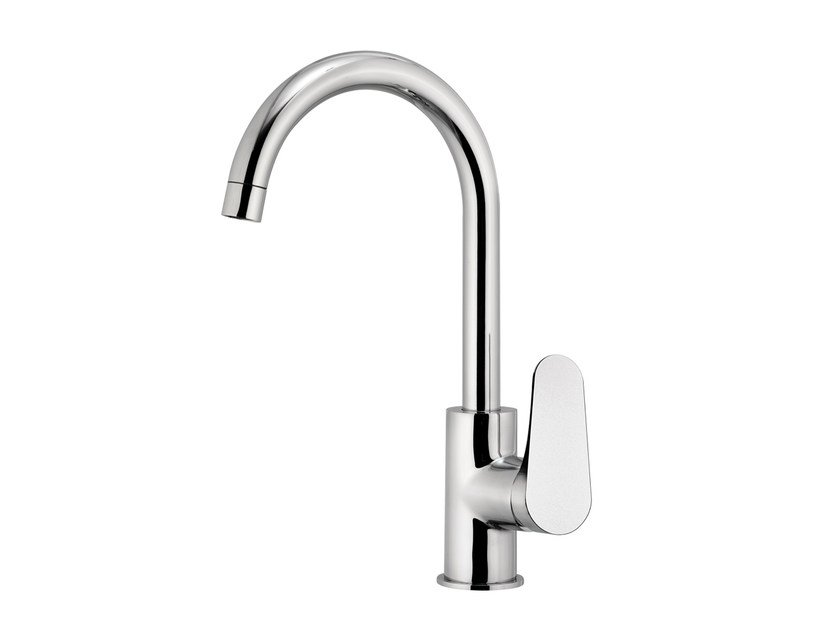 Countertop kitchen mixer tap with swivel spout CLASS LINE | Kitchen mixer tap with swivel spout by Remer Rubinetterie