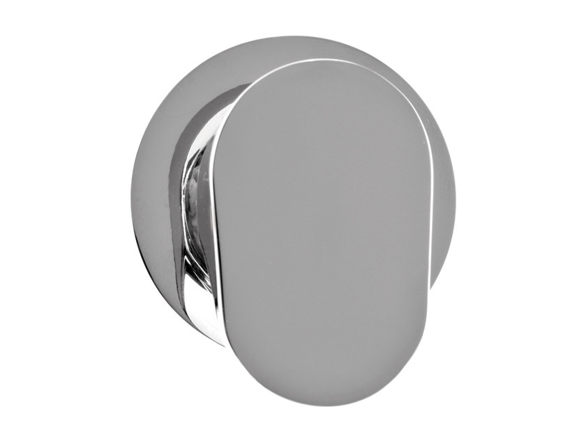 Chrome-plated single handle shower mixer CLASS LINE | Shower mixer by Remer Rubinetterie