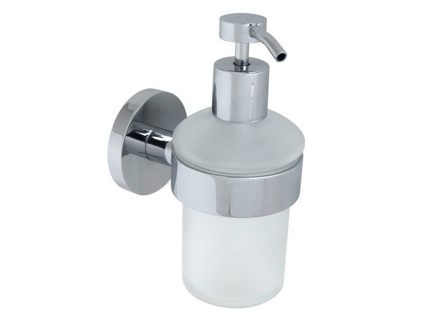 Wall-mounted Bathroom soap dispenser HOTELS | Wall-mounted Bathroom soap dispenser by NOKEN