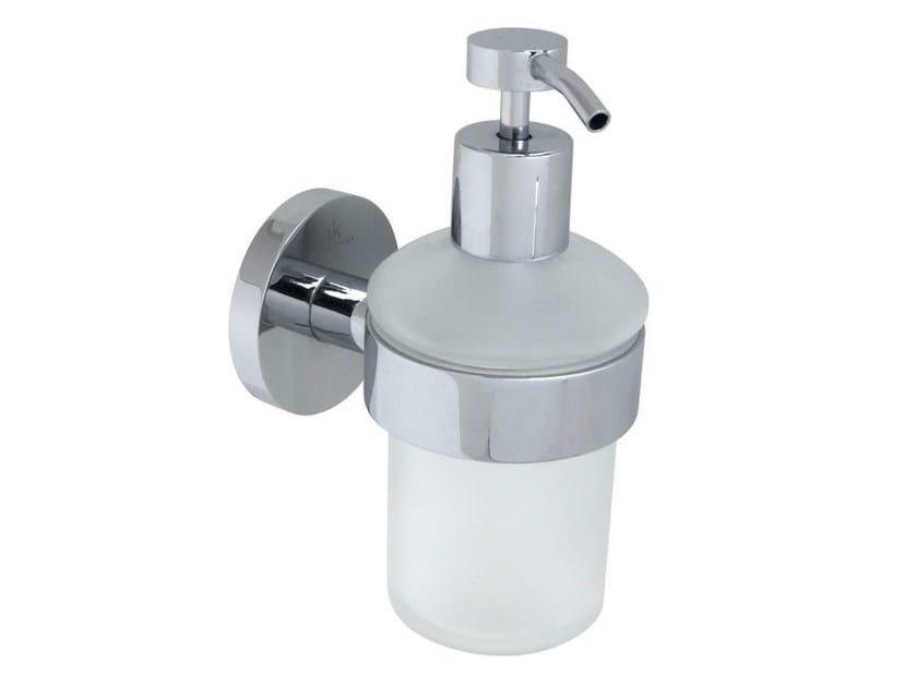Wall-mounted liquid soap dispenser HOTELS | Wall-mounted liquid soap dispenser by Noken
