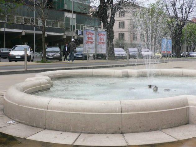 Fountain QUADRIFOGLIO by Bellitalia