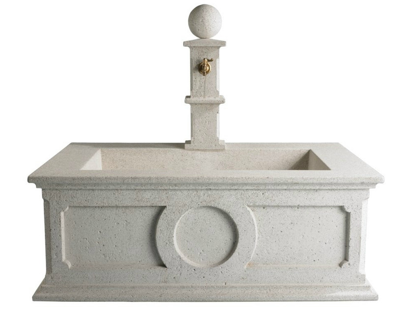 Granite Drinking fountain CALLA by Bellitalia