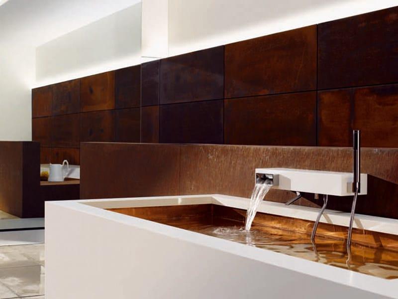 ELEMENTAL SPA | Set vasca a muro